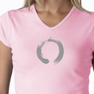 Enso Zen Ladies Yoga T-shirts