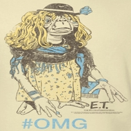 ET Shirts - Extra Terrestrial Dressed Up Shirts