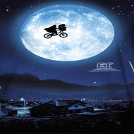 ET Shirts - Extra Terrestrial Moon Sublimation Shirts