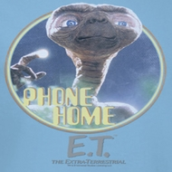 ET Shirts - Extra Terrestrial Phone Home Shirts