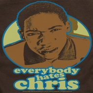 Everybody Hates Chris Graphic Shirts