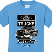 F-150 Trucks Kids Ford Shirts