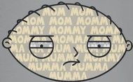 Family Guy Mom Mommy Mumma Shirts