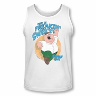 Family Guy Shirt Tank Top Freakin Sweet White Tanktop