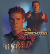 FarScape John Crichton Shirts