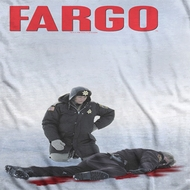 Fargo Poster Sublimation Shirts