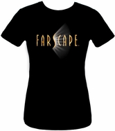 Farscape Juniors T-shirt - Logo Black