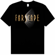 Farscape T-shirt - Logo Black