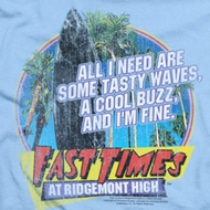Fast Times At Ridgemont High Tasty Waves Shirts