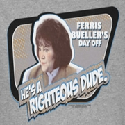 Ferris Bueller's Day Off Grace Shirts