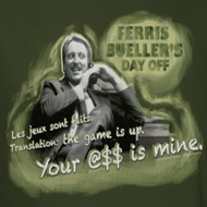 Ferris Bueller's Day Off Mr. Rooney Shirts