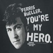 Ferris Bueller's Day Off My Hero Shirts