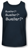 Ferris Bueller's Day Off Tank Top Bueller? Navy Blue Tanktop