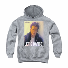 Fight Club Hoodie Sweatshirt Lets Dance Athletic Heather Adult Hoody Sweat Shirt