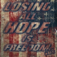 Fight Club Losing Hope Sublimation Shirts