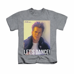 Fight Club Shirt Kids Lets Dance Athletic Heather Youth Tee T-Shirt