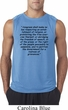 First Amendment Mens Sleeveless Shirt
