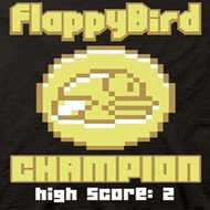 Flappy Bird Shirts