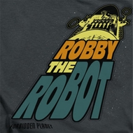 Forbidden Planet Robby The Robot  Shirts