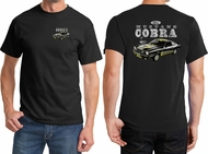 Ford 1974 Cobra Profile Front & Back Shirts