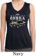 Ford 1974 Cobra Profile Ladies Sleeveless Moisture Wicking Shirt