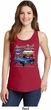 Ford American Muscle 1967 Mustang Ladies Tank Top