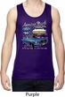 Ford American Muscle 1967 Mustang Mens Moisture Wicking Tanktop