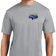 Ford American Muscle 1967 Mustang Pocket Print Mens Dry Wicking Shirt