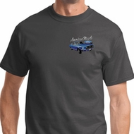 Ford American Muscle 1967 Mustang Pocket Print Shirt