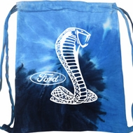 Ford Bag Mustang Cobra Tie Dye Bag