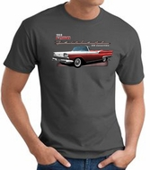 Ford Fairlane 1959 T-Shirts - 500 Convertible Adult Tee Shirts