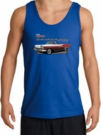 Ford Fairlane 1959 Tank Tops - 500 Convertible Adult Tanktops