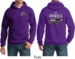 Ford Hoodie 1974 Cobra Profile (Front & Back) Hoody