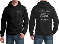 Ford Hoodie New Genuine Ford Parts (Front & Back) Hoody