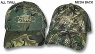Ford Logo Camouflage Hat Cap