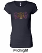 Ford Logo Shirt 4X4 Diva Ladies Longer Length Tee T-Shirt