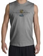 Ford Mustang Cobra Shooter Shirt - Ford Motor Grill Adult Sports Grey
