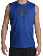 Ford Mustang Cobra Shooter Shirt - Ford Motor Grill Royal Muscle Shirt