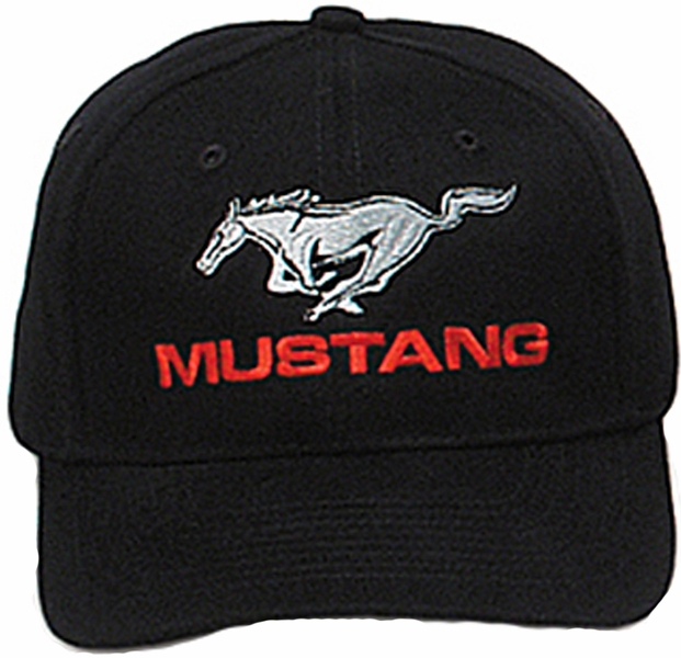 Ford Mustang Hat Fine Embroidered Cap - Ford Hats - Caps 6b64e930915d