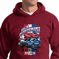 Ford Mustang Hoodie High Performance Hoody
