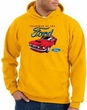 Ford Mustang Hoodie Sweatshirt - Chairman Of The Ford Gold Hoody