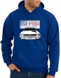 Ford Mustang Hoodie USA 1964 Country Royal Hoody