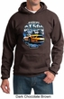 Ford Mustang Hoodie Yellow and White GT 500 Hoody
