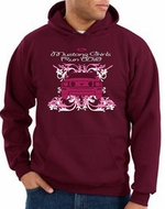 Ford Mustang Hoodies Hooded Sweatshirts - Girls Run Wild Adult Hoodys