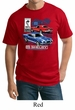 Ford Mustang Mens Shirt GT 500 Tall Tee T-Shirt