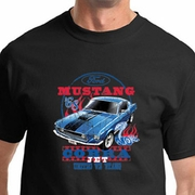 Ford Mustang Shirt 68 Cobra Jet