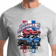 Ford Mustang Shirt High Performance Tee T-shirt