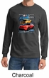 Ford Mustang Shirt The Legend Lives Long Sleeve Shirt