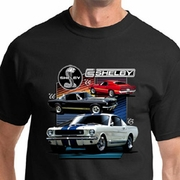 Ford Mustang Shirt Various Shelby