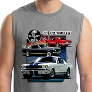 Ford Mustang Shirt Various Shelby Mens Muscle Shirt